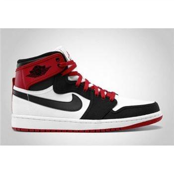 quality design bfc05 1e5e7 402297-110 Air Jordan 1 KO 2012 White Black Varsity Red A01017