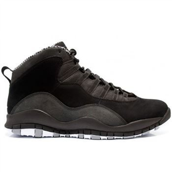 310805-003 Air Jordan Retro 10 (X) Stealth Black White Stealth 2012 A10001