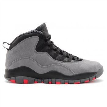 310805-023 Air Jordan 10 Retro Cool Grey Infrared-Black Online