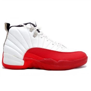 eef38d687164 130690-161 Air Jordan Cherry 12 (XII) Original (OG) White Cherry