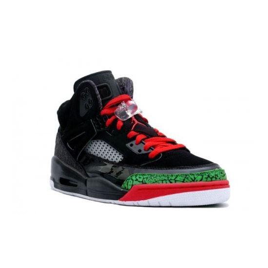 info for c268b b911c 315371-061 Air Jordan Spizike Black Varsity Red Classic Green A23003